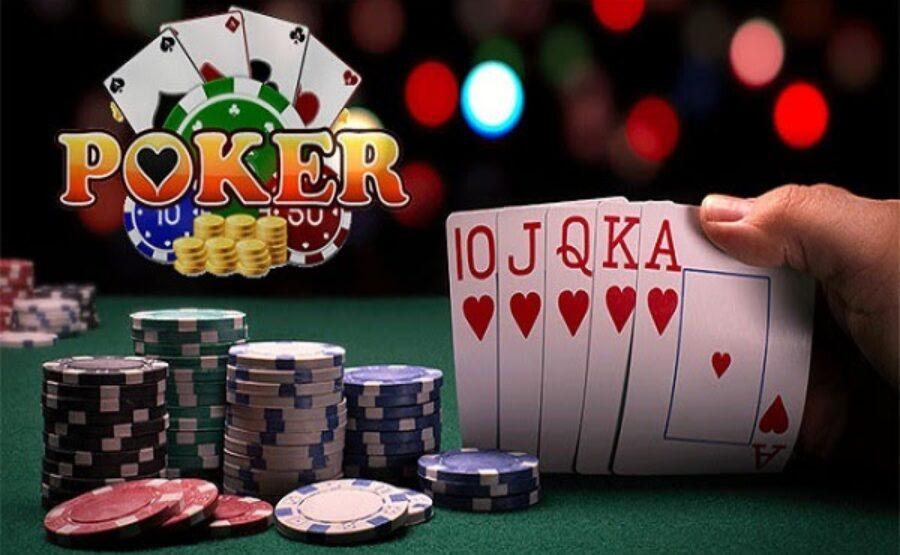 Poker – Game đánh bài ăn tiền thật online hấp dẫn