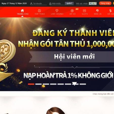 Hướng dẫn đăng ký tại Số Đỏ Casino và nhận quà tân thủ