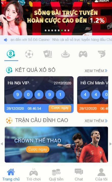 Giao diện tiếng Việt 100%