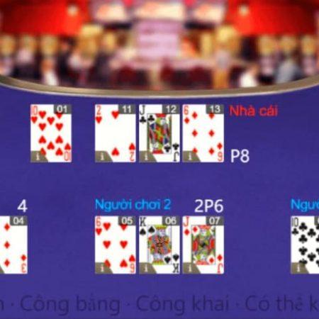 Chơi game bài 3 cây online tiền thật tại Số Đỏ Casino