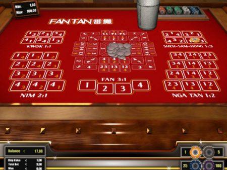 Fantan online – chơi Fantan trực tuyến